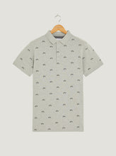 Load image into Gallery viewer, Morris Polo - Grey Marl