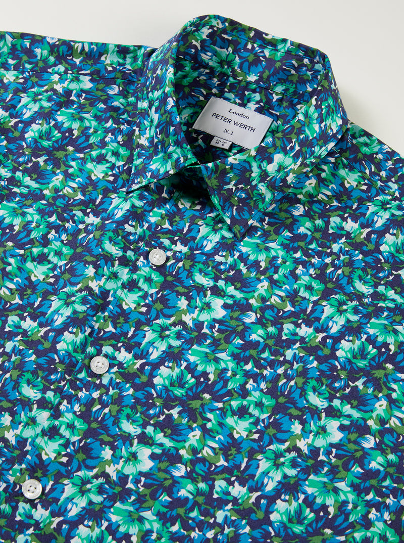 Thames SS Shirt - All Over Print