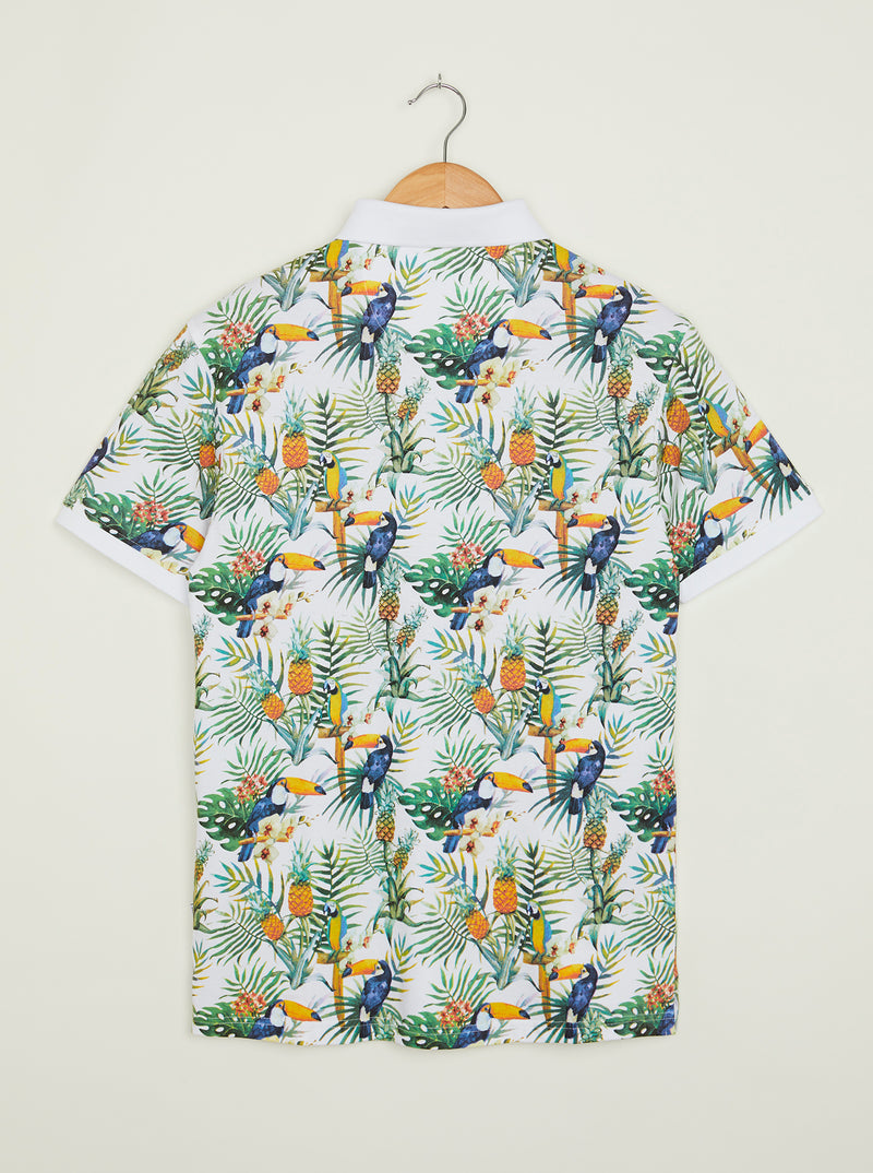 Barchester Polo - All Over Print