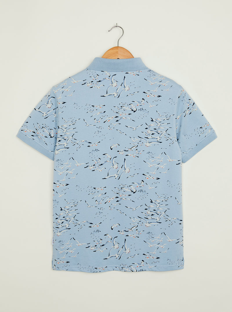 Fleet Polo - All Over Print