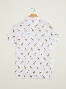 Hobbs Polo - All Over Print