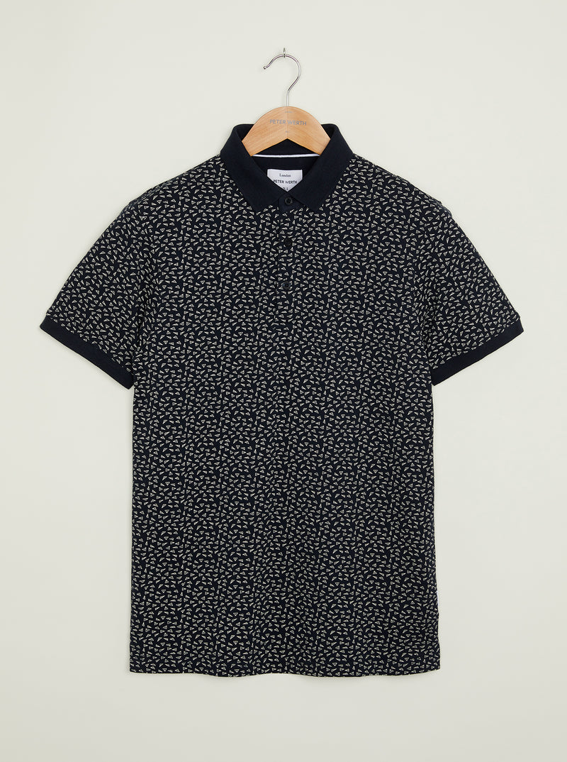Rankin Polo - Navy