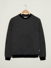 Load image into Gallery viewer, Ingram Crew Sweatshirt - Black
