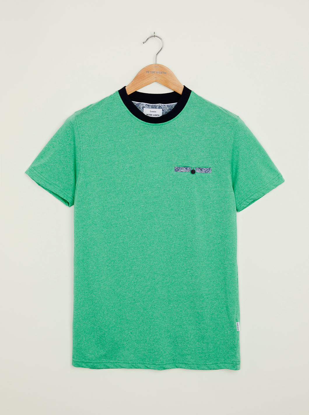 Daleham T-Shirt - Green