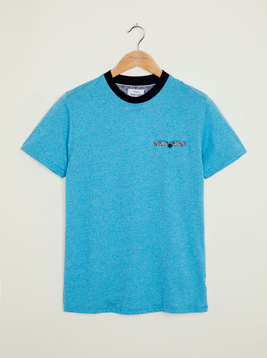 Daleham T-Shirt - Light Blue