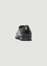 Load image into Gallery viewer, Chisel Derby Shoes - Black
