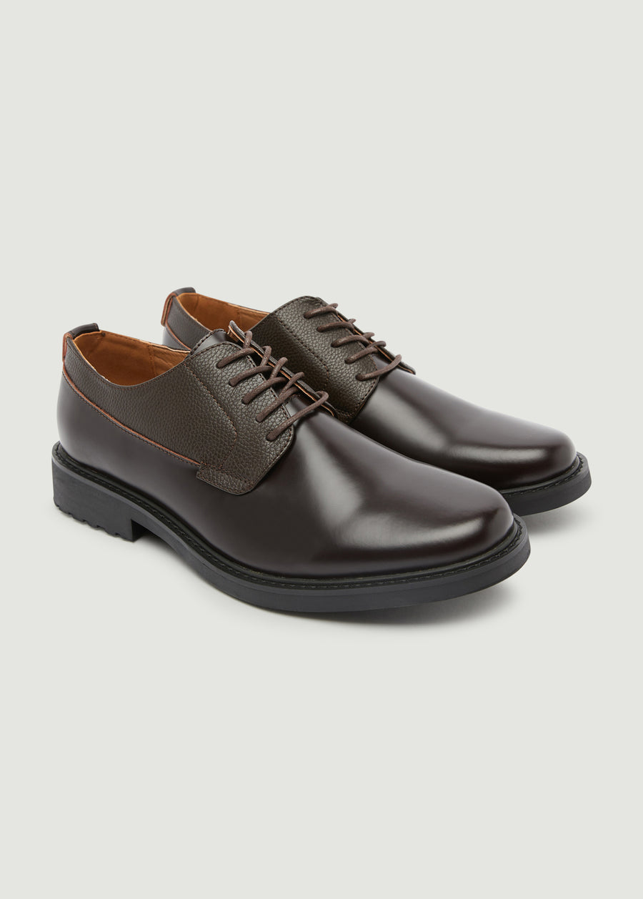 Warner Shoe - Oxblood