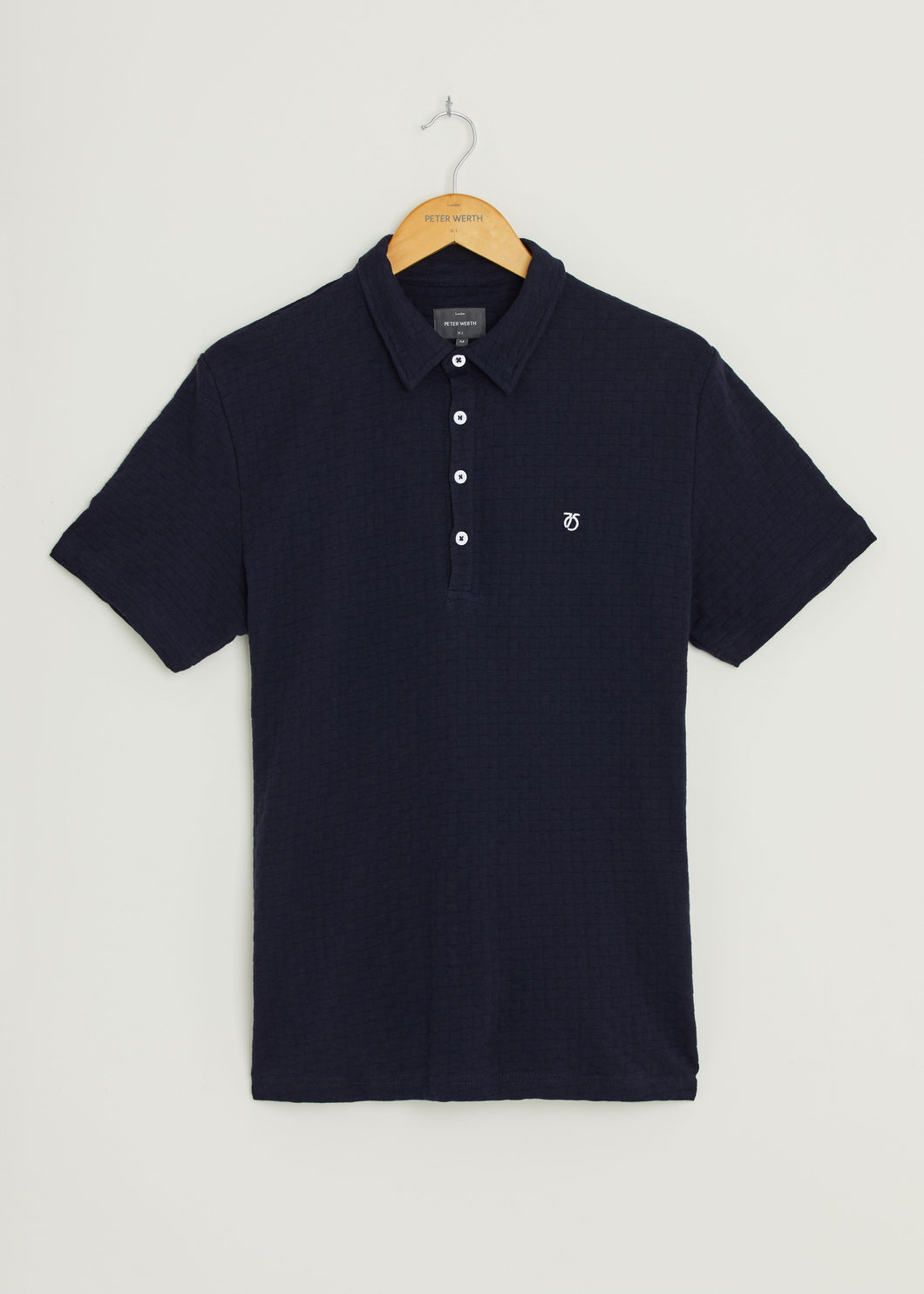 Pointer Polo Shirt - Navy