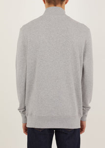 Queens Sweatshirt - Grey Marl