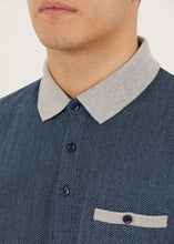 Load image into Gallery viewer, Zulu Polo Shirt - Navy