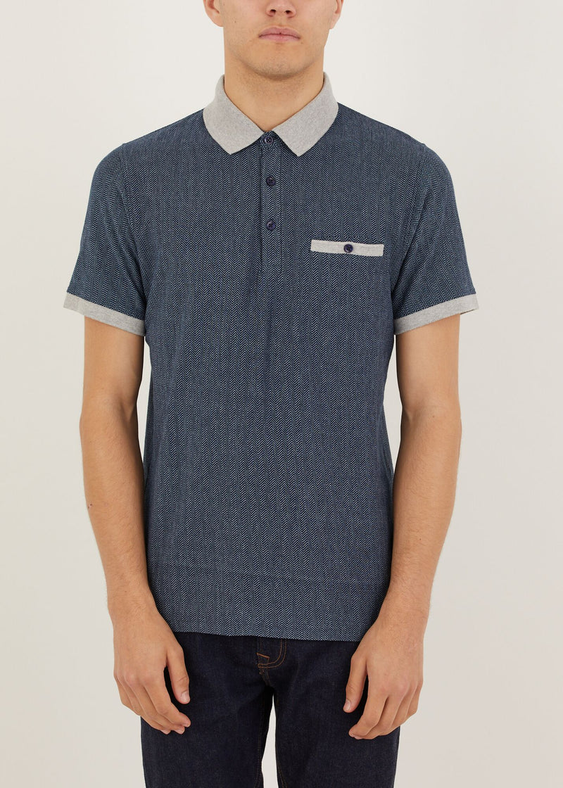 Zulu Polo Shirt - Navy