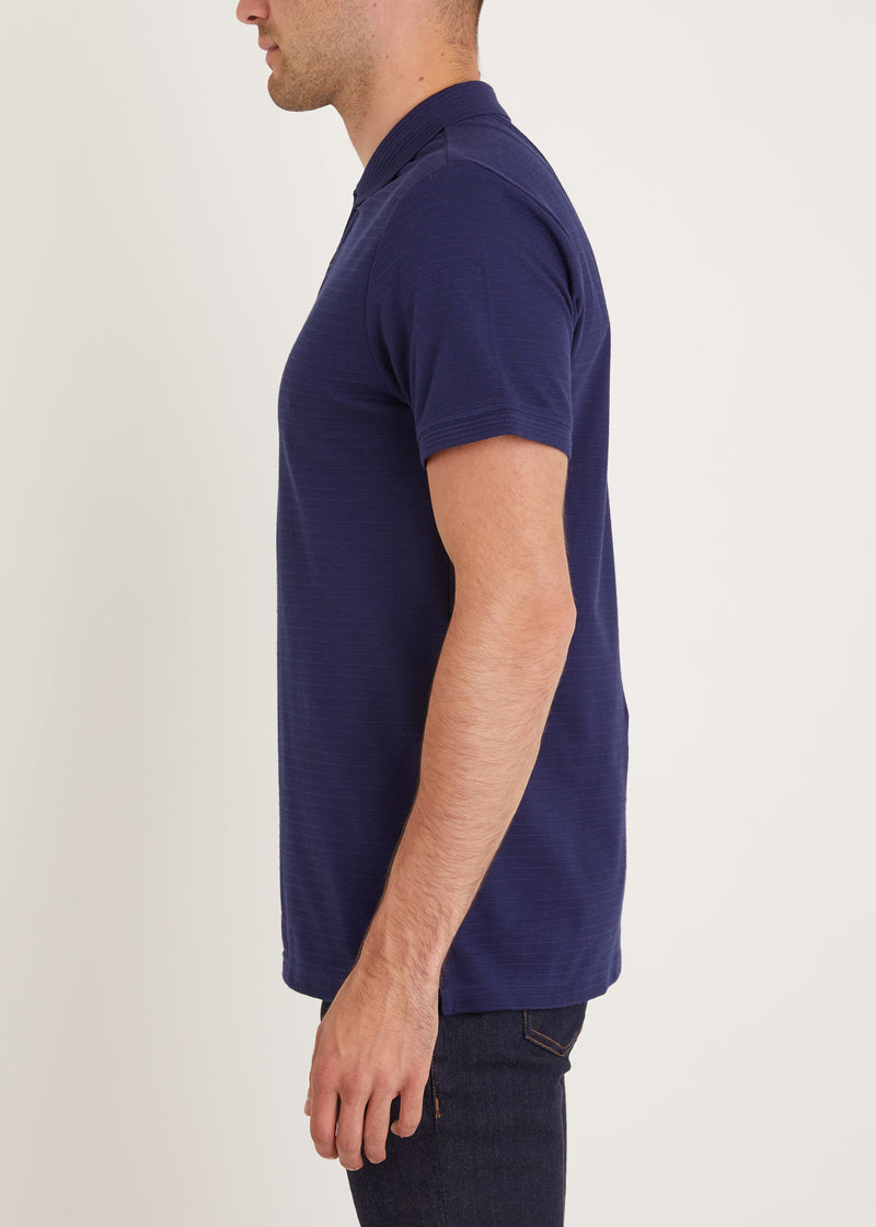 Albemarle Polo Shirt - Navy