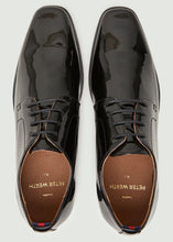 Load image into Gallery viewer, Axel Derby Shoe - Black