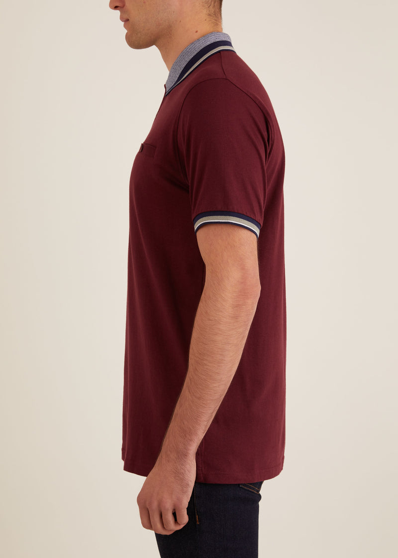 Balfe Polo Shirt - Red