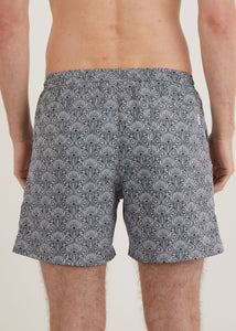Barking Swim Shorts - Black