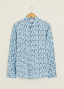 Bloomfield Long Sleeved Shirt - Light Blue