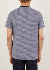 Briset T-Shirt - Navy