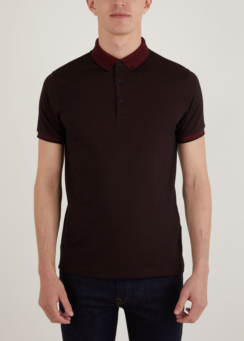Callaby Polo Shirt - Burgundy