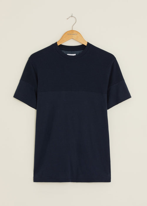 Canal T-Shirt - Dark Navy