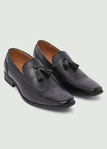 Chiswell Loafers - Black