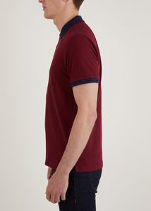Corp Polo Shirt - Red