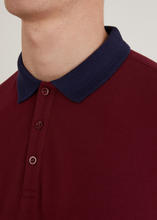 Load image into Gallery viewer, Corp Polo Shirt - Red