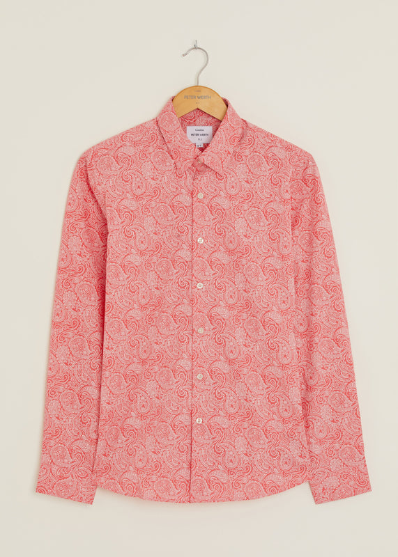Dorvill Long Sleeved Shirt - Light Pink
