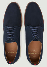 Load image into Gallery viewer, Drydon Casual Derby Shoes - Navy