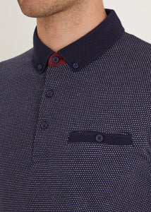 Ellington Polo Shirt - Navy