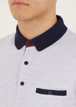 Load image into Gallery viewer, Ellington Polo Shirt - White