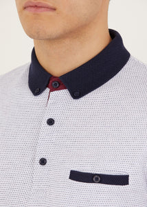 Ellington Polo Shirt - White