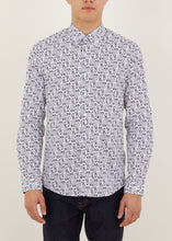Load image into Gallery viewer, Falcon Long Sleeved Shirt - White