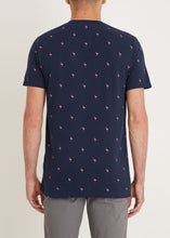 Load image into Gallery viewer, Flamingo T-Shirt - Navy