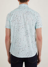 Load image into Gallery viewer, Flight Short Sleeve Shirt - Sky Blue