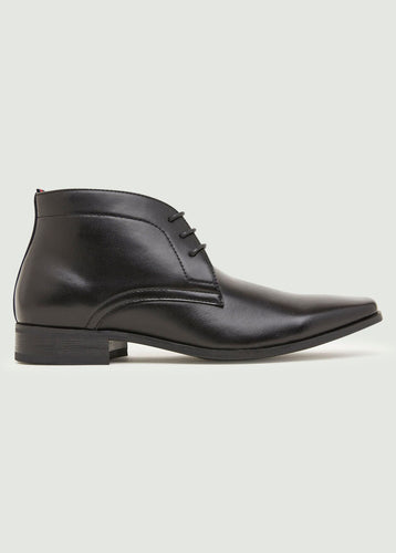 Forrest Chukka Boot - Black
