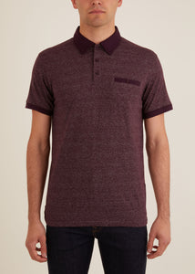 Fulbrook Polo Shirt - Red