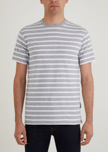 Load image into Gallery viewer, Gibson T-Shirt - Grey Marl/White