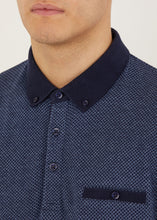 Load image into Gallery viewer, Glasshouse Polo Shirt - Navy