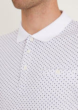 Load image into Gallery viewer, Halliford Polo Shirt - White