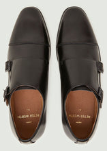 Load image into Gallery viewer, Jacob Monk Shoe - Black