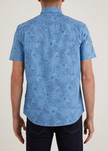 Load image into Gallery viewer, Keating Short Sleeve Shirt - Blue