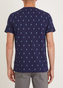 Kelp T-Shirt - Navy