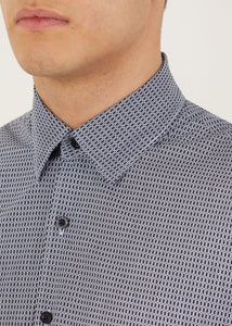 Kitson Long Sleeved Shirt - Navy