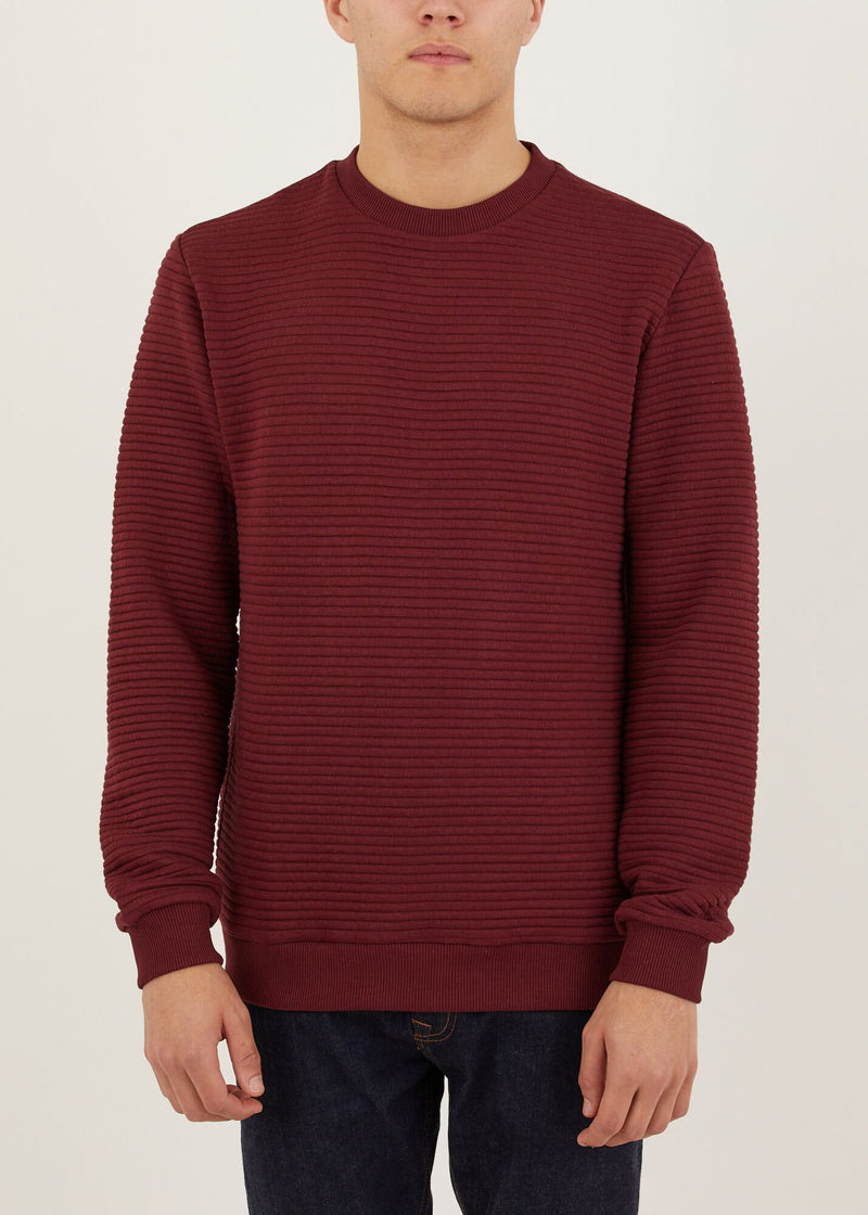 Loadstar Sweatshirt - Burgundy