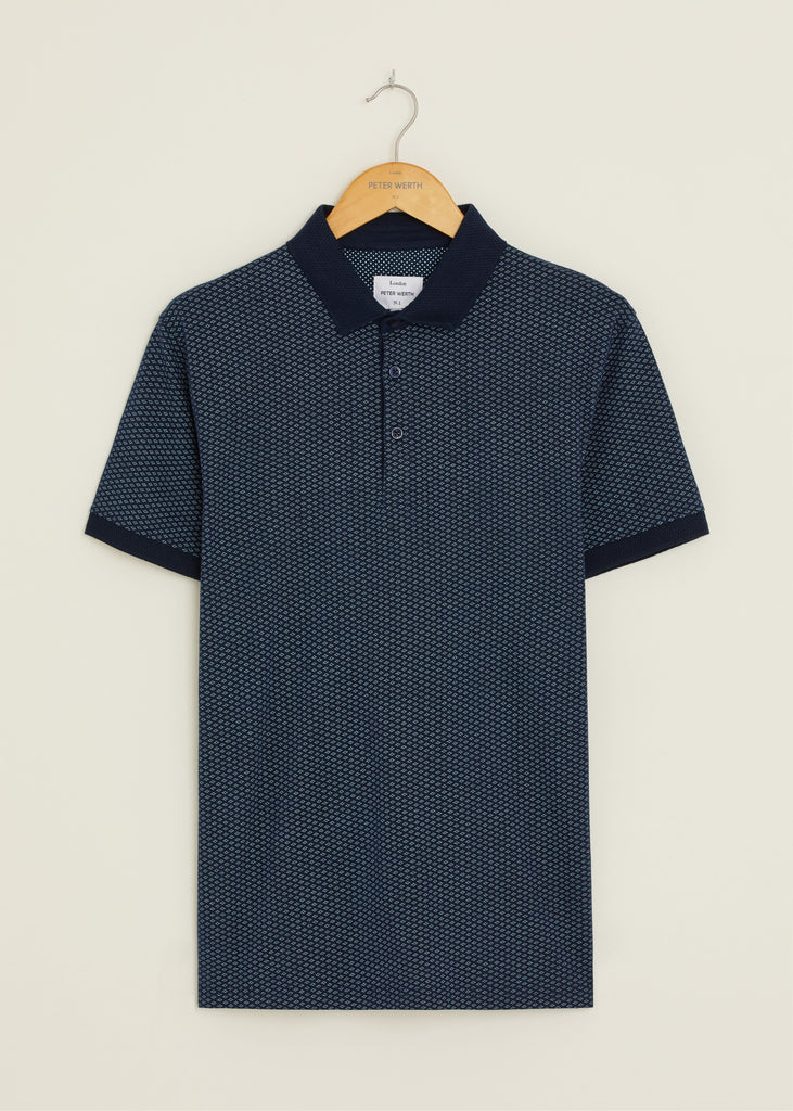 Maismore Polo Shirt - Navy