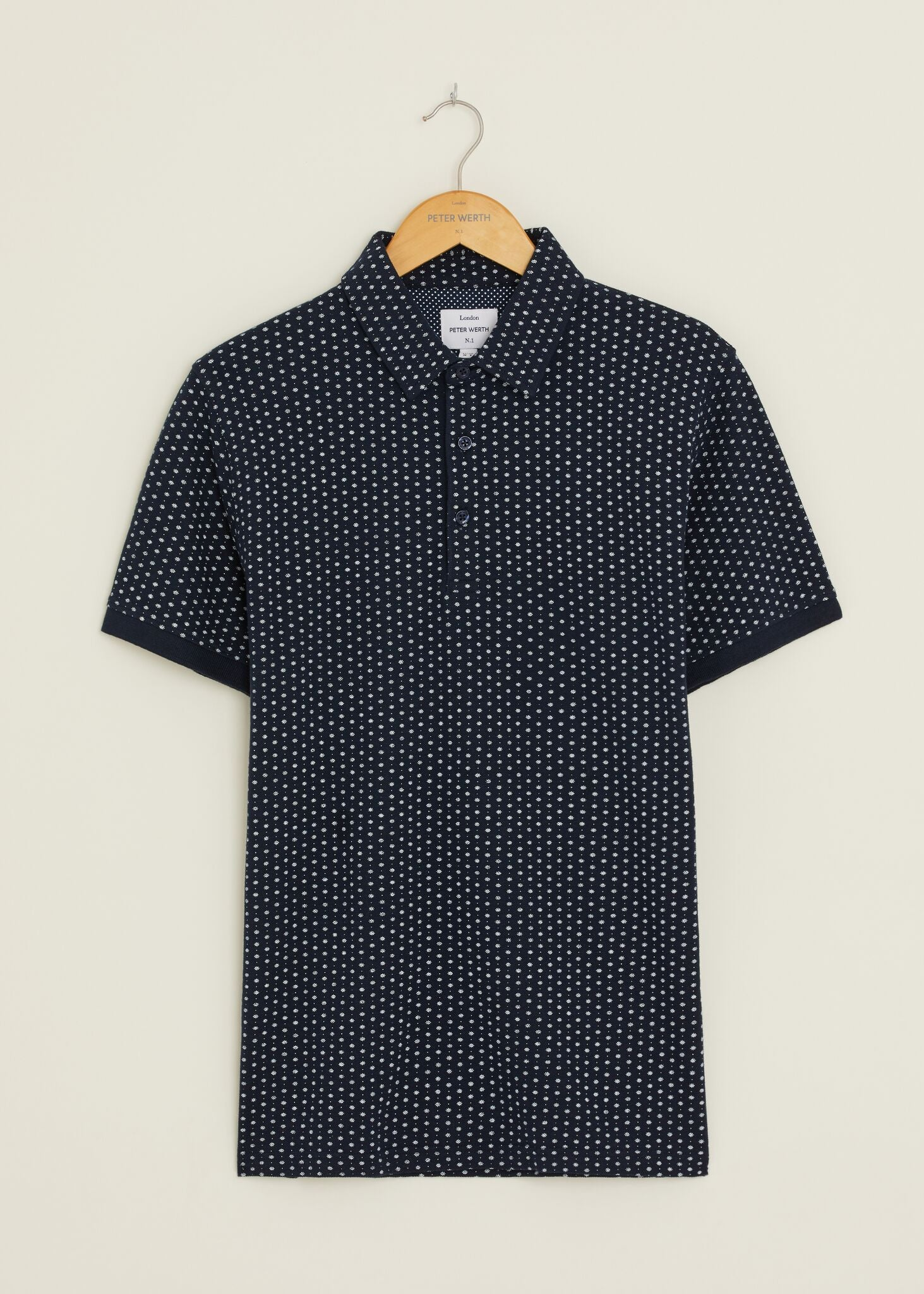 Maverick Polo Shirt - Dark Navy