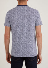 Load image into Gallery viewer, Melvyn T-Shirt - Navy/White