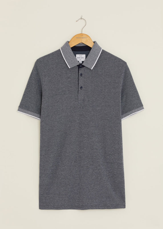 Nelson Polo Shirt - Navy