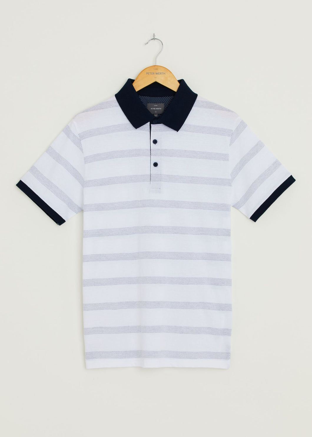 Orchard Polo Shirt - White