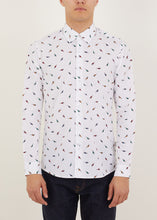 Load image into Gallery viewer, Orwell Long Sleeved Shirt - White